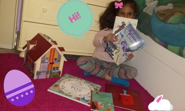 Προτάσεις παιδικών βιβλίων για τις διακοπές του Πάσχα