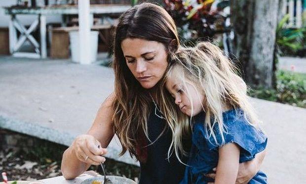 Αφιερωμένο σε όλες τις μητέρες που αισθάνονται ότι δεν έκαναν κάτι όλη την ημέρα