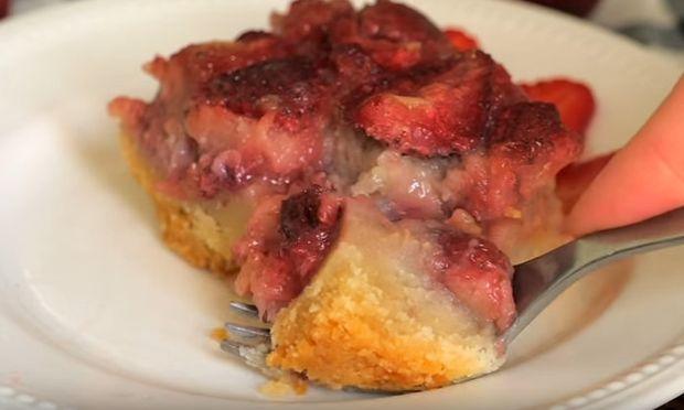Λαχταριστή συνταγή για γλυκό φράουλα!