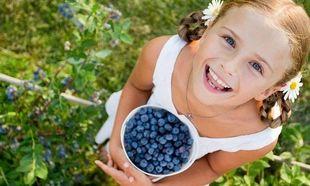 Παιδί και διατροφή: Βάλτε στη ζωή τους το μύρτιλο!