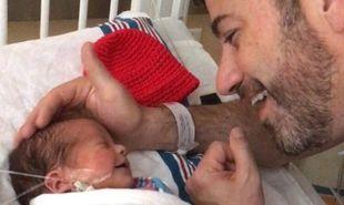 Ο γιος του Jimmy Kimmel και ακόμη 3 μωρά διάσημων που πάλεψαν για τη ζωή τους