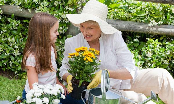 Γιαγιάδες και παππούδες: Ο ρόλος τους στην ανατροφή του παιδιού