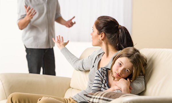 Όταν το ζευγάρι μαλώνει εξαιτίας των παιδιών