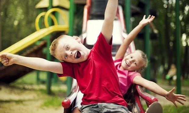 Τα οφέλη της παιδικής χαράς για τα παιδιά