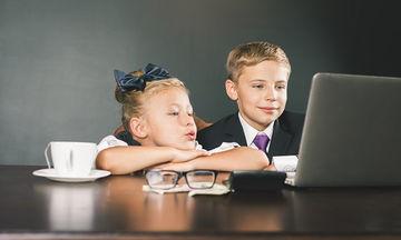 «Όταν μεγαλώσω, θέλω να κάνω μια δουλειά όπου θα κερδίζω πολλά λεφτά»- Παιδιά υλιστές ή αγχωμένα;