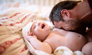 Γιατί οι μπαμπάδες πρέπει να ασχολούνται με το νεογέννητο - Ποια είναι τα οφέλη για το μωρό