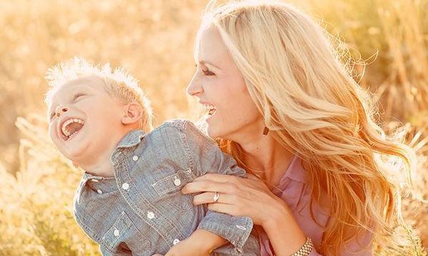 Έξι πράγματα που δεν θα κάνω στο γιο μου χωρίς την άδειά του