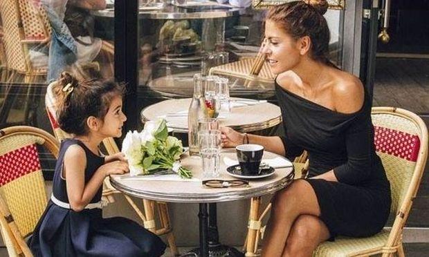 «Θέλω να είμαι φίλη με τα παιδιά μου... Θέλω;»