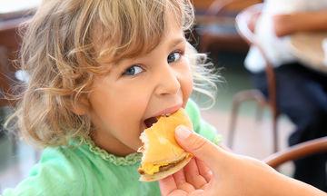 Η διατροφή το κλειδί κατά της παιδικής υπέρτασης
