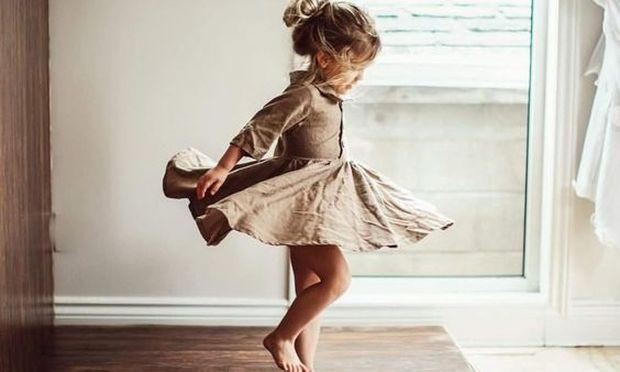 Κι όμως τα παιδιά τα απασχολεί το τι θα φορέσουν και μάλιστα πολύ!