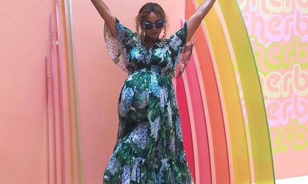 Beyonce: Έκανε τη διαφορά ακόμη και με το baby shower party που διοργάνωσε. Δείτε τις φωτογραφίες