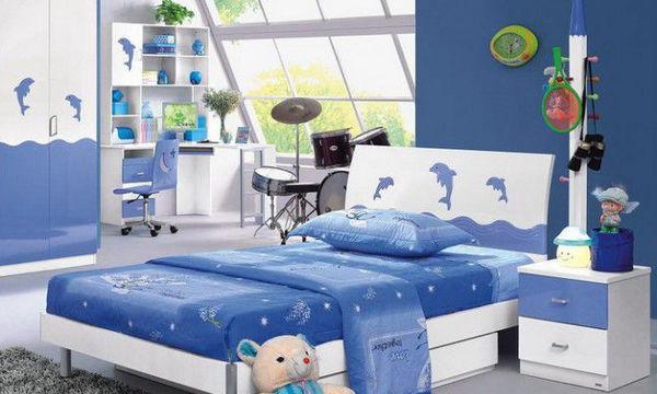 Ιδέες διακόσμησης για το παιδικό δωμάτιο του αγοριού σας