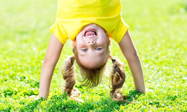 Oλο και μειώνεται η παιδική δραστηριότητα
