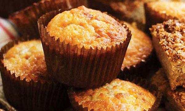 Cupcakes μπανάνας - Εύκολα και απολαυστικά