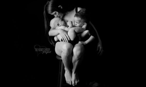 Το νέο φωτογραφικό project για τον θηλασμό άνω των 2 ετών