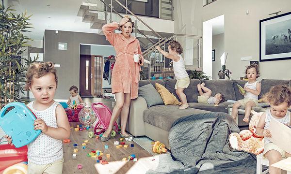 Έτσι μοιάζει πραγματικά το σπίτι μιας μαμάς τις περισσότερες φορές (pics)
