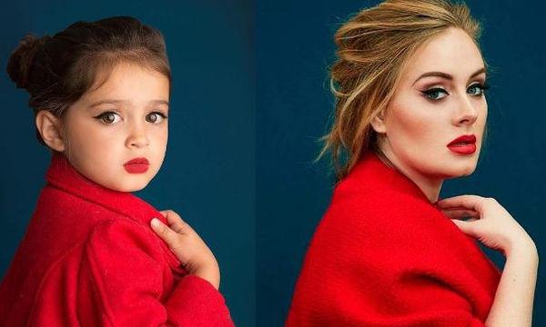 Είναι μόλις 3 χρονών και έχει τρελάνει το Instagram με τις φωτογραφίες της