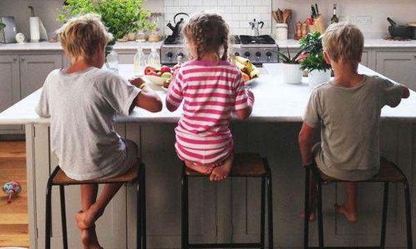 Το «σχολείο» της κουζίνας δίνει λύσεις σε όλα τα προβλήματα μιας μαμάς