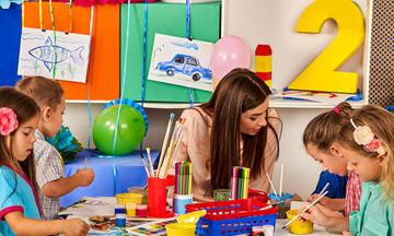 Ξεκινούν σήμερα οι αιτήσεις εγγραφής στους παιδικούς σταθμούς του Δήμου Αθηναίων