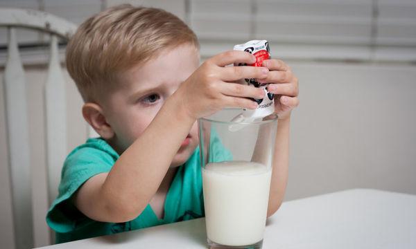 «Μαμά, δεν θέλω να πιω γάλα» - Ψυχραιμία, υπάρχουν επιλογές