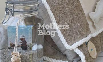 Φτιάξτε ένα όμορφο διακοσμητικό για το σπίτι σας με λίγα και απλά υλικά