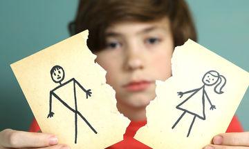 Ένα επώδυνο διαζύγιο επηρεάζει όχι μόνο ψυχικά αλλά και σωματικά την υγεία των παιδιών