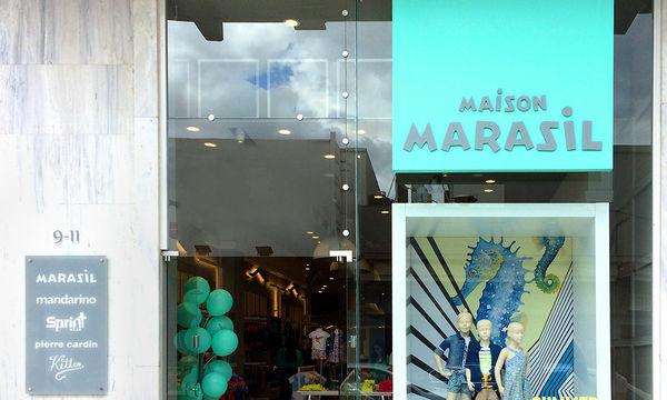 Maison Marasil:Νέο concept store