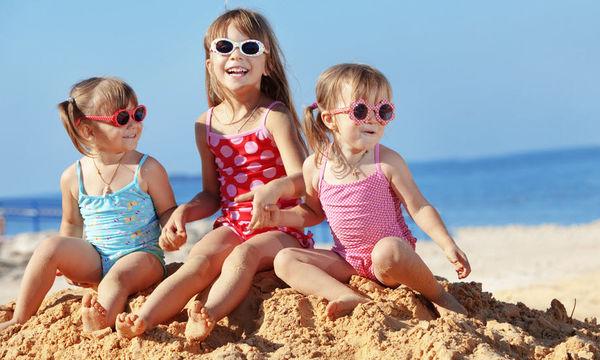 Πώς θα προστατεύσετε το παιδί σας από τον ήλιο