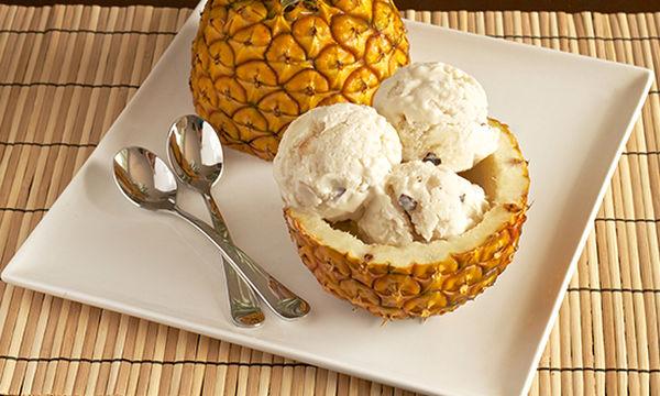 Το πιο νόστιμο και εύκολο παγωτό ανανά για παιδιά