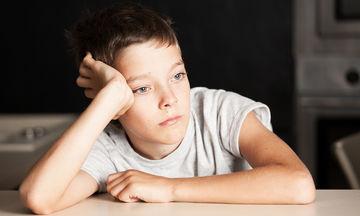 Γιατί τα παιδιά με μαθησιακές δυσκολίες έχουν πιο συχνά κατάθλιψη;