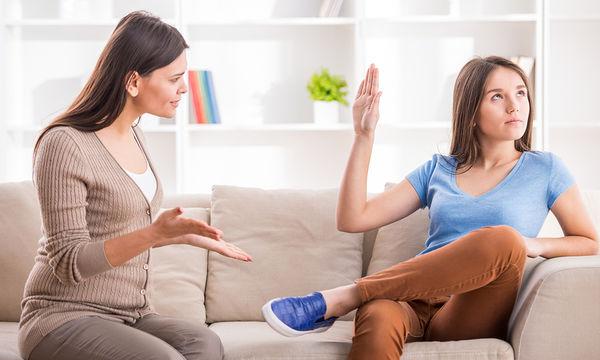 Πώς οι γονείς μπορούν να διαχειριστούν τα προβλήματα των εφήβων