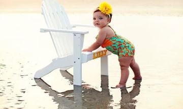 Κριτήρια για να επιλέξετε παιδικά μαγιό αυτό το καλοκαίρι