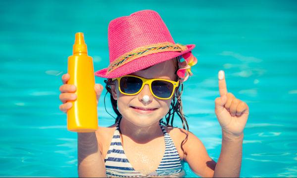 Παιδικά αντηλιακά: Πώς θα διαλέξετε το κατάλληλο για το παιδί σας