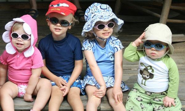 Πώς θα επιλέξετε τα κατάλληλα παιδικά γυαλιά ηλίου