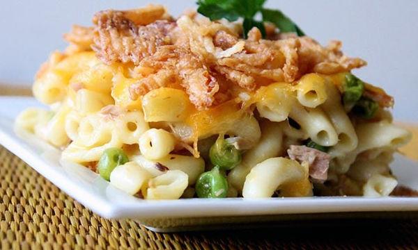 Παστίτσιο με τόνο, η πιο τέλεια συνταγή