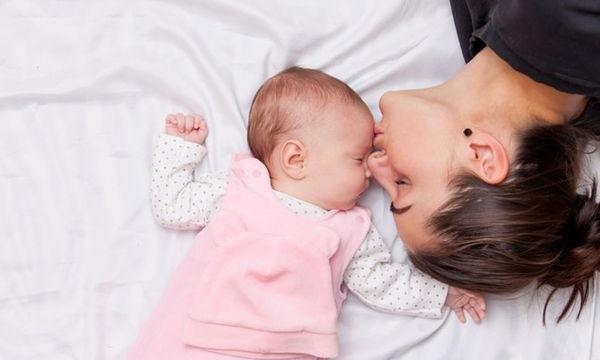Ποιος είπε ότι οι πρώτοι μήνες με το νεογέννητο μωρό είναι μοναδικοί;