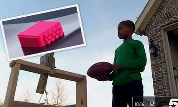 Δεκάχρονος εφηύρε συσκευή που αποτρέπει την ασφυξία παιδιών μέσα σε αυτοκίνητο