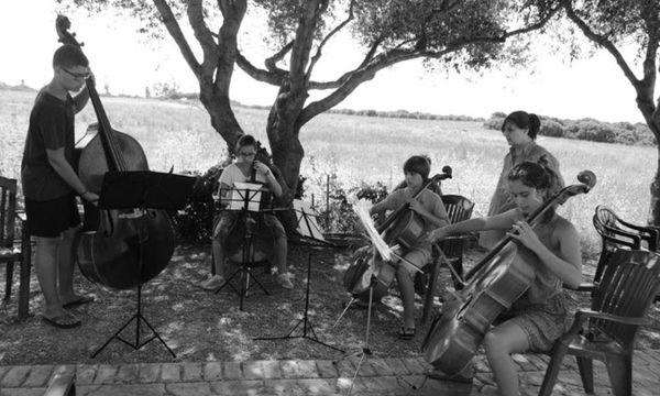 4o Θερινό Μουσικό Camp με την The Underground Youth Orchestra