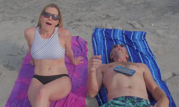 Καλοκαιρινές διακοπές πριν και μετά τα παιδιά - Ένα απολαυστικό βίντεο