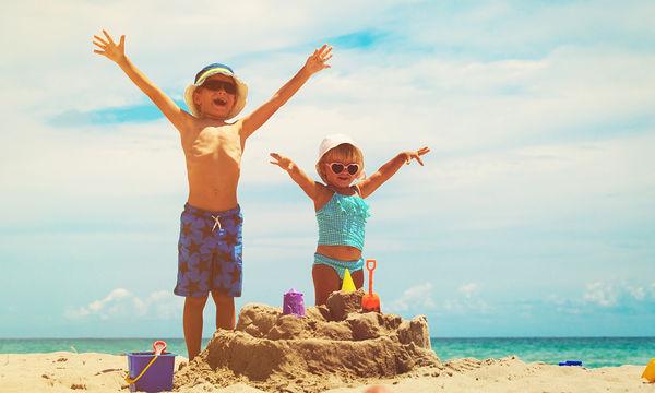 Τριάντα καλοκαιρινές αναμνήσεις που κάθε παιδί πρέπει οπωσδήποτε να έχει