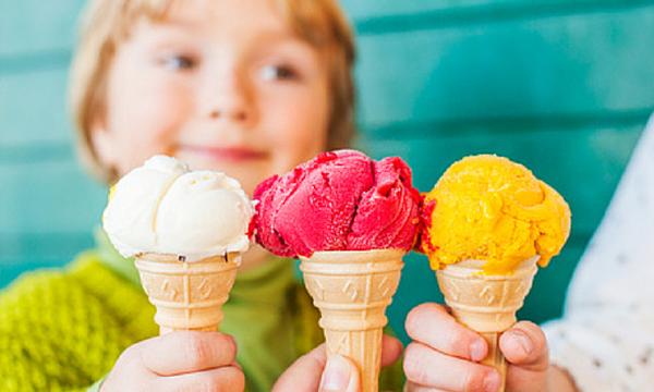 Υπάρχει υγιεινό παγωτό;