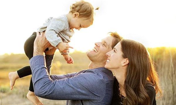 Έξι πράξεις που δείχνουν στα παιδιά σας ότι τα αγαπάτε