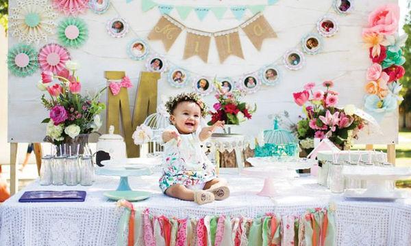 Τα τρία πράγματα που δεν θα κάνω στα πρώτα γενέθλια του παιδιού μου