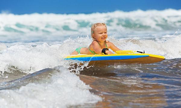 Μια μέρα στη θάλασσα με τα παιδιά: Όλα όσα θα χρειαστείτε