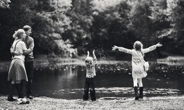 Υποστηρικτικοί γονείς σημαίνει ευτυχισμένα παιδιά