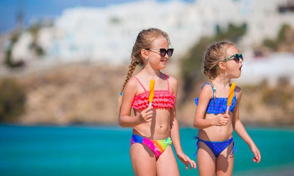 Ιδέες για εύκολα και υγιεινά σνακ στην παραλία