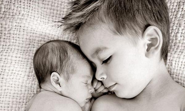 «Αγαπημένε μου, λυπάμαι για το νέο μωρό» - Το γράμμα μιας μαμάς στο μεγαλύτερο παιδί της