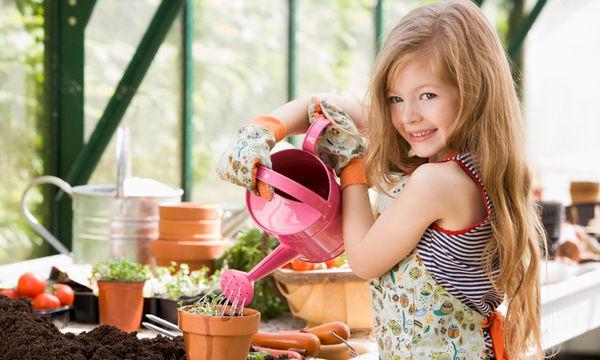 Ενισχύστε τη δημιουργική έκφραση του παιδιού σας το καλοκαίρι