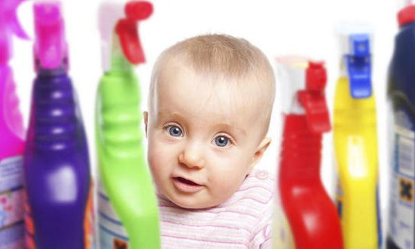 Δηλητηριάσεις στα παιδιά: Γνωρίζετε τι πρέπει να κάνετε;
