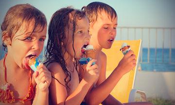 Πόσα παγωτά επιτρέπεται να τρώει το παιδί;